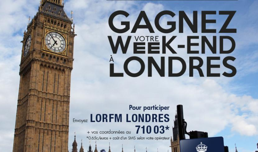 WEEK END A LONDRES